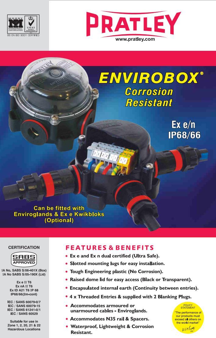 15 Envirobox